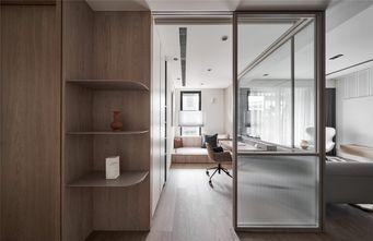 140平米三室一厅现代简约风格书房欣赏图