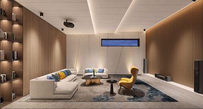 140平米别墅其他风格影音室图片