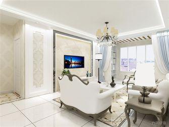 130平米三室两厅欧式风格客厅沙发图片