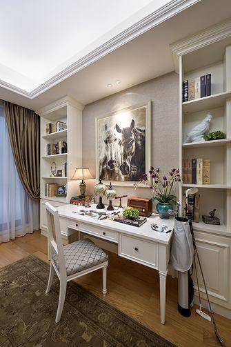 140平米四室三厅法式风格梳妆台图