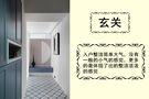 120平米三室两厅北欧风格其他区域设计图