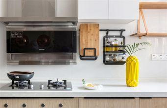110平米四北欧风格厨房图片大全