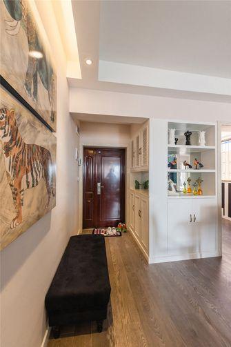 80平米复式法式风格走廊装修效果图