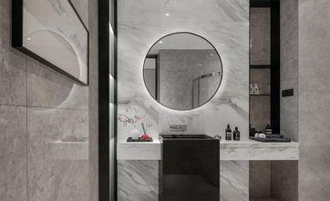 130平米中式风格卫生间图片