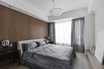 100平米三室两厅北欧风格卧室装修效果图
