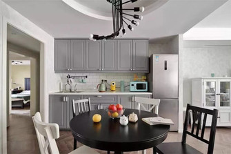 120平米三室两厅其他风格厨房装修图片大全