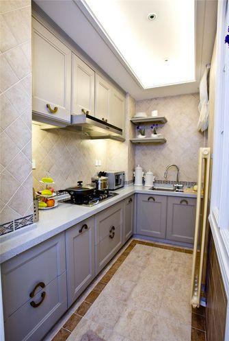 100平米三地中海风格厨房装修案例