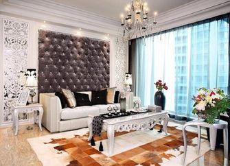 130平米三室两厅新古典风格阳台图片