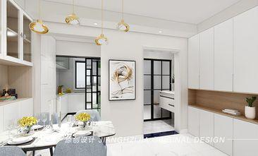 经济型130平米三室一厅宜家风格客厅图片