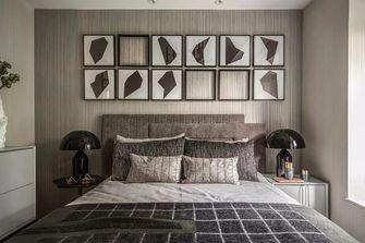 100平米三室一厅混搭风格卧室装修案例
