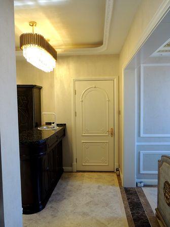 140平米三室四厅法式风格走廊图片大全