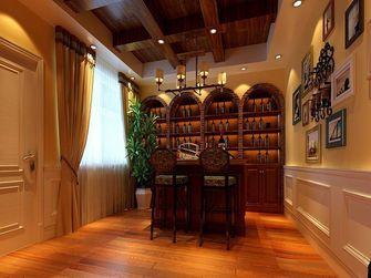 140平米四室三厅美式风格储藏室图片大全