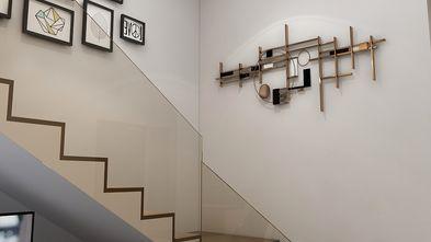 经济型30平米小户型现代简约风格楼梯间图片大全