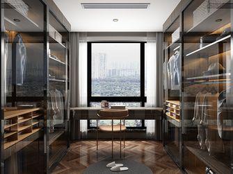 130平米三室两厅欧式风格衣帽间欣赏图