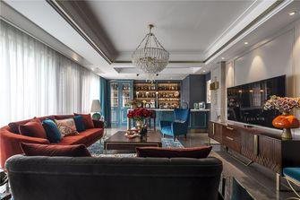 140平米复式东南亚风格客厅图