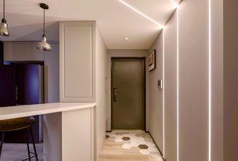 100平米三室一厅混搭风格走廊装修案例