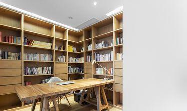 110平米三北欧风格书房效果图