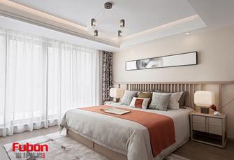 经济型140平米四室三厅日式风格卧室图片