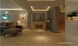 140平米四室两厅田园风格走廊装修效果图