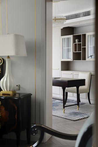 140平米四室两厅法式风格卧室装修案例