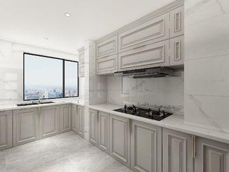 70平米现代简约风格厨房图片大全