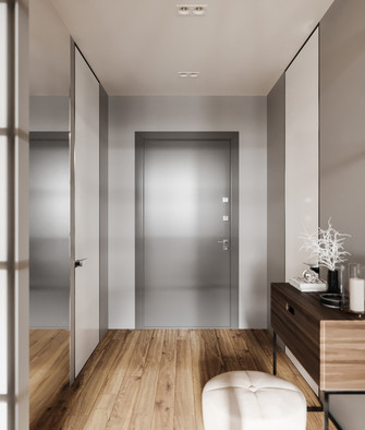 140平米四室两厅法式风格走廊装修效果图