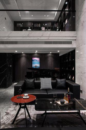 140平米复式混搭风格储藏室欣赏图