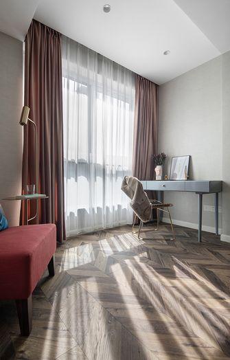 80平米公寓法式风格衣帽间效果图