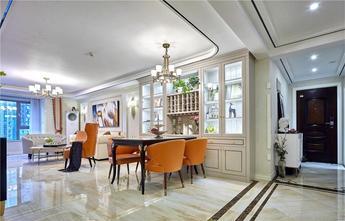140平米三美式风格餐厅装修效果图