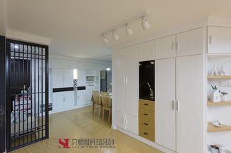 15-20万120平米三室两厅宜家风格走廊图