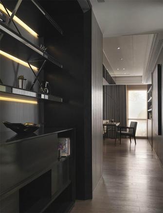 豪华型140平米三室一厅现代简约风格走廊效果图