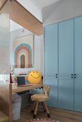 60平米公寓宜家风格卧室装修效果图
