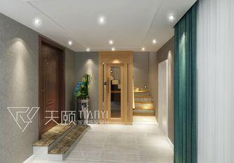 140平米别墅混搭风格走廊设计图