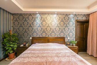 140平米四室一厅混搭风格卧室图片