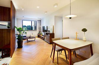 80平米现代简约风格客厅欣赏图