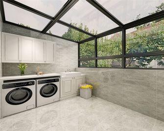 120平米三室两厅田园风格阳台装修案例