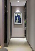 110平米三室一厅中式风格走廊装修效果图