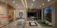 140平米别墅中式风格健身室图片大全