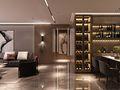 90平米三室两厅宜家风格走廊装修案例