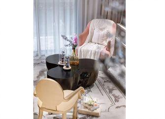 70平米新古典风格客厅效果图