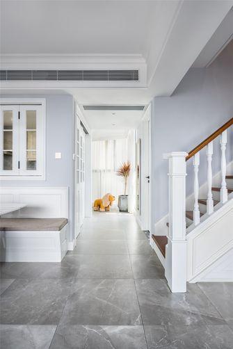 60平米混搭风格楼梯间装修案例