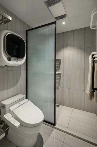 90平米日式风格卫生间装修效果图