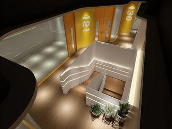 140平米其他风格楼梯间效果图