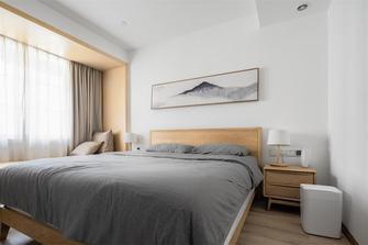 140平米复式日式风格卧室效果图