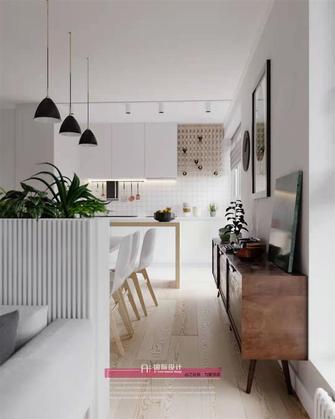 50平米一居室其他风格餐厅设计图