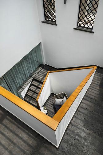 140平米四室四厅东南亚风格楼梯间欣赏图