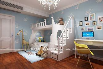 140平米复式地中海风格儿童房图片