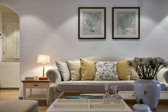 50平米小户型地中海风格客厅图片大全