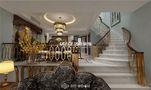 140平米别墅其他风格楼梯欣赏图