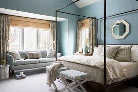 100平米歐式風格臥室圖